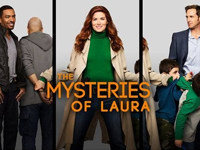 The Mysteries Of Laura tv show photo