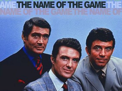 The Name of the Game tv show photo