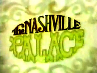 The Nashville Palace tv show photo