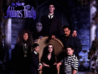 The New Addams Family tv show photo