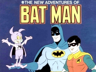 The New Adventures of Batman tv show photo