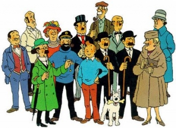 The New Adventures of Tintin (UK)