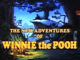 The New Adventures of Winnie the Pooh tv show photo