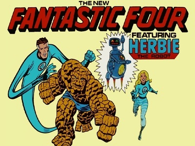 The New Fantastic Four tv show photo