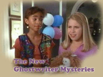The New Ghostwriter Mysteries tv show photo