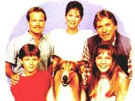 The New Lassie tv show photo