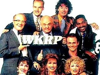 The New WKRP in Cincinnati tv show photo