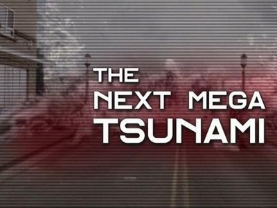 The Next Mega Tsunami (UK) tv show photo