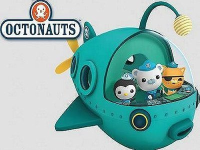 The Octonauts (UK) tv show photo