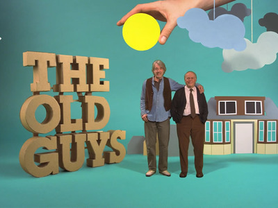 The Old Guys (UK) tv show photo