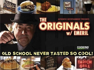 The Originals with Emeril