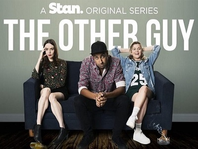 The Other Guy (AU)