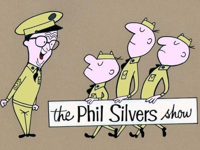 The Phil Silvers Show tv show photo