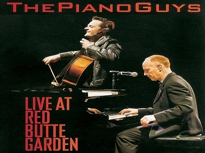 The Piano Guys Live at Red Butte Garden tv show photo