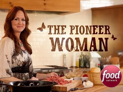 The Pioneer Woman tv show photo