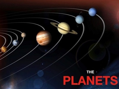 The Planets (UK) tv show photo