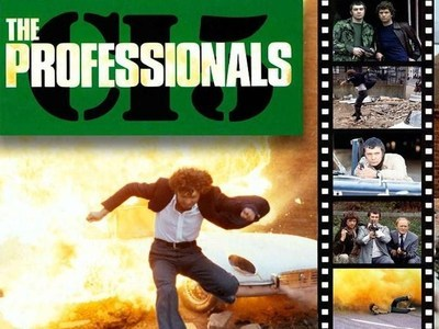 CI5 The Professionals (UK) tv show photo