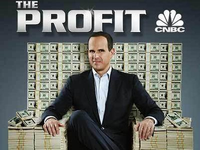 The Profit tv show photo