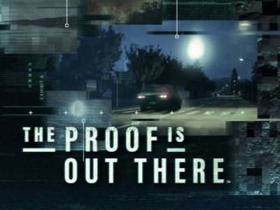 The Proof Is Out There tv show photo