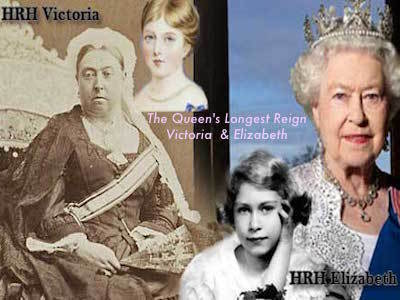 The Queen's Longest Reign: Elizabeth and Victoria (UK)