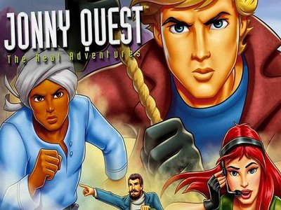 The Real Adventures of Jonny Quest tv show photo