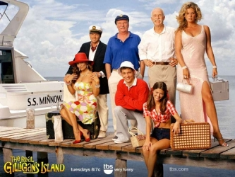 The Real Gilligan's Island tv show photo