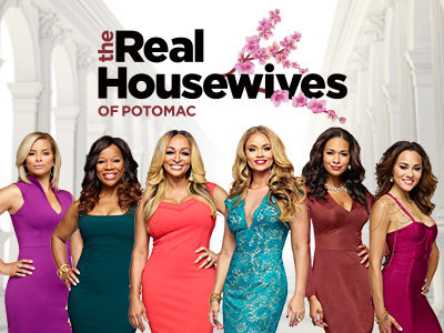 The Real Housewives of Potomac tv show photo