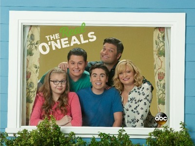 The Real O'Neals tv show photo