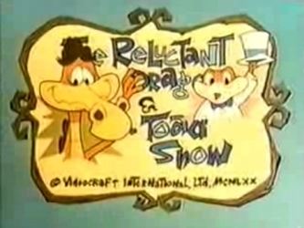 The Reluctant Dragon & Mr. Toad Show tv show photo