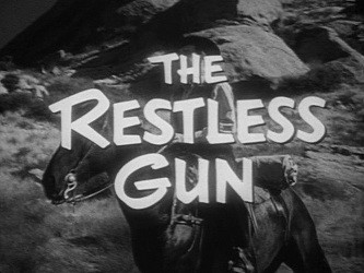 The Restless Gun tv show photo