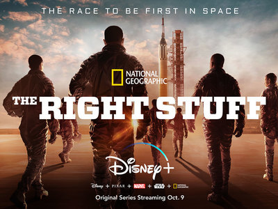 The Right Stuff tv show photo