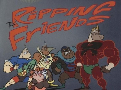 The Ripping Friends tv show photo