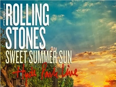The Rolling Stones Return to Hyde Park: Sweet Summer Sun