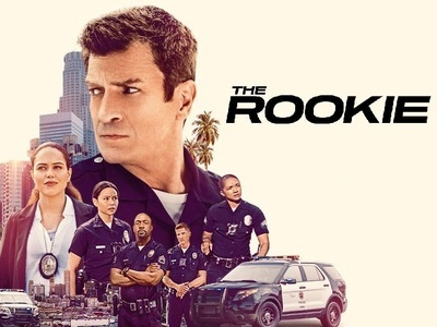The Rookie tv show photo