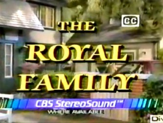 The Royal Family tv show photo