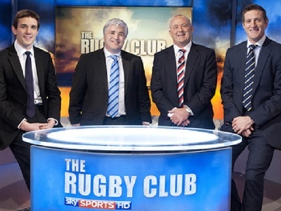 The Rugby Club (UK) tv show photo
