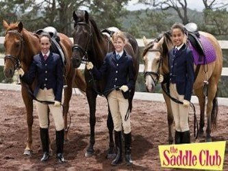 The Saddle Club (AU)