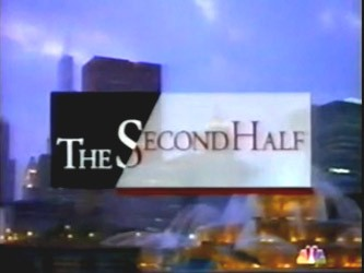 The Second Half tv show photo