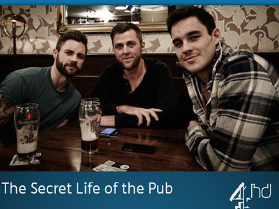 The Secret Life Of The Pub (UK)