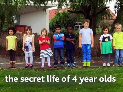 The Secret Life of 4 Year Olds (UK)