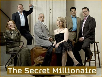 undercover millionaire dating show