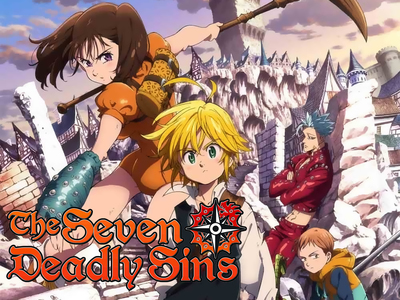 The Seven Deadly Sins tv show photo