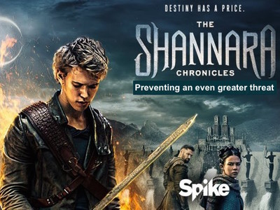 The Shannara Chronicles tv show photo