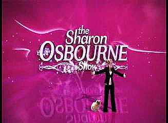 The Sharon Osbourne Show (UK) tv show photo