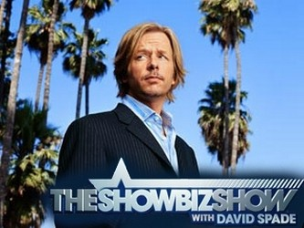 The Showbiz Show with David Spade tv show photo