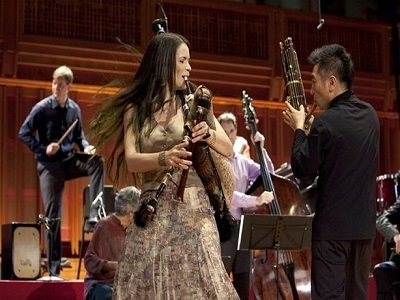 The Silk Road Ensemble with Yo-Yo Ma: Live from Tanglewood