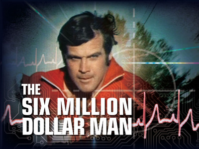 The Six Million Dollar Man tv show photo