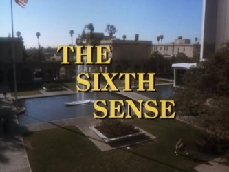 The Sixth Sense tv show photo