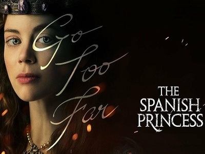 The Spanish Princess tv show photo