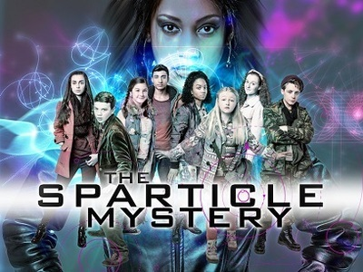 The Sparticle Mystery tv show photo
